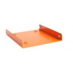 Single SSD Adapter Bracket - Orange