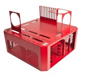 LD PC-V4 Bench Table - Red