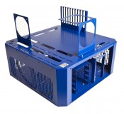 LD PC-V4 Bench Table - Blue