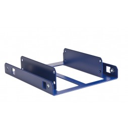 Dual SSD Adapter Bracket - Blue