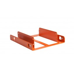 Dual SSD Adapter Bracket - Orange