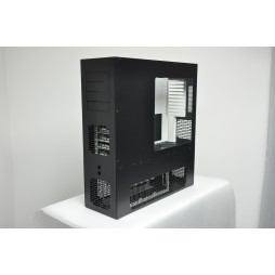 LD PC-V8 Reverse ATX/HPTX Black/White