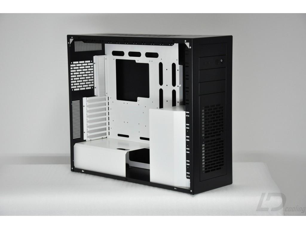 ld pc v7 black white 240 360 ld cooling computer cases. Black Bedroom Furniture Sets. Home Design Ideas