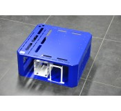 LD PC-V4 Bench Table - Blue / White - With Scratch