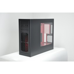 LD PC-V7 Reverse Black Red 280/420