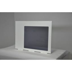 LD PC-V8 Reverse Side Panel Window XL - White Tinted