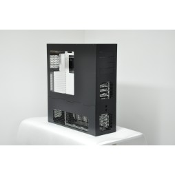 LD PC-V8 Black/White