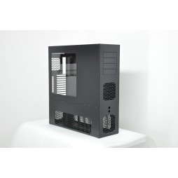 LD PC-V8 ATX/HPTX Black