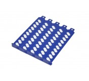Blue PCI covers pack of 5