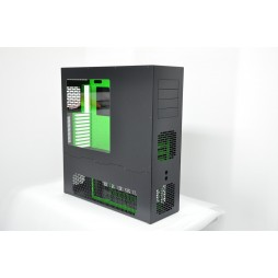 LD PC-V8 Black/Green